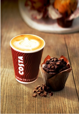 Picture 1 of Costa Coffee launches International bestselling drink, Flat White