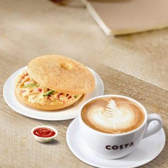 Picture 4 of Costa Coffee launches International bestselling drink, Flat White