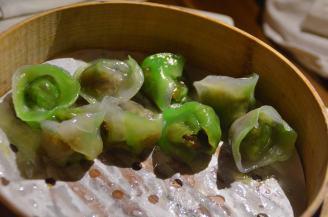 Shanghai Mushroom Dumplings
